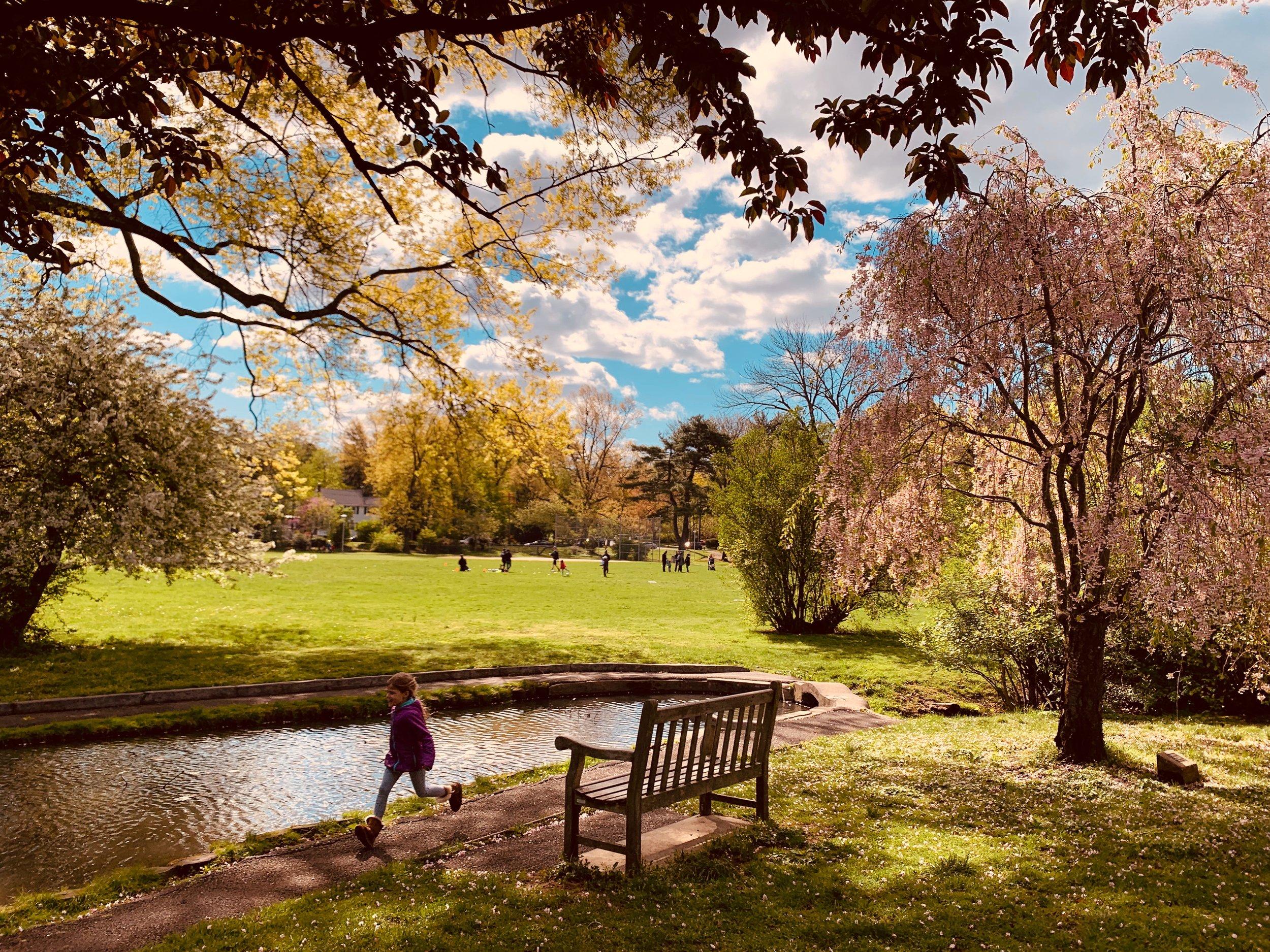 Memorial Park, Maplewood, NJ