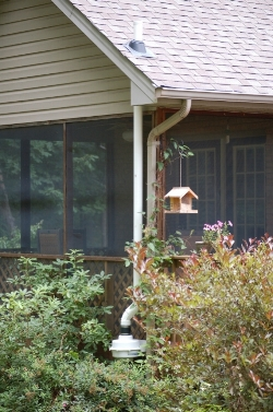 Aesthetic radon reduction system