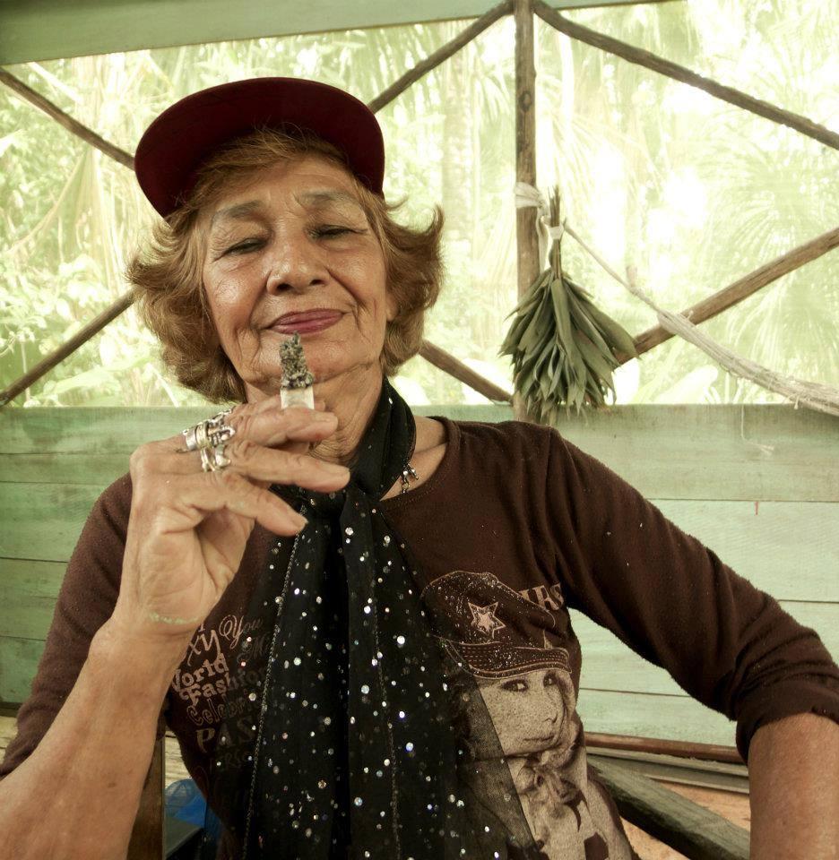 Adela Navas-Videyra Master Healer/Curandera with 70 yrs experience