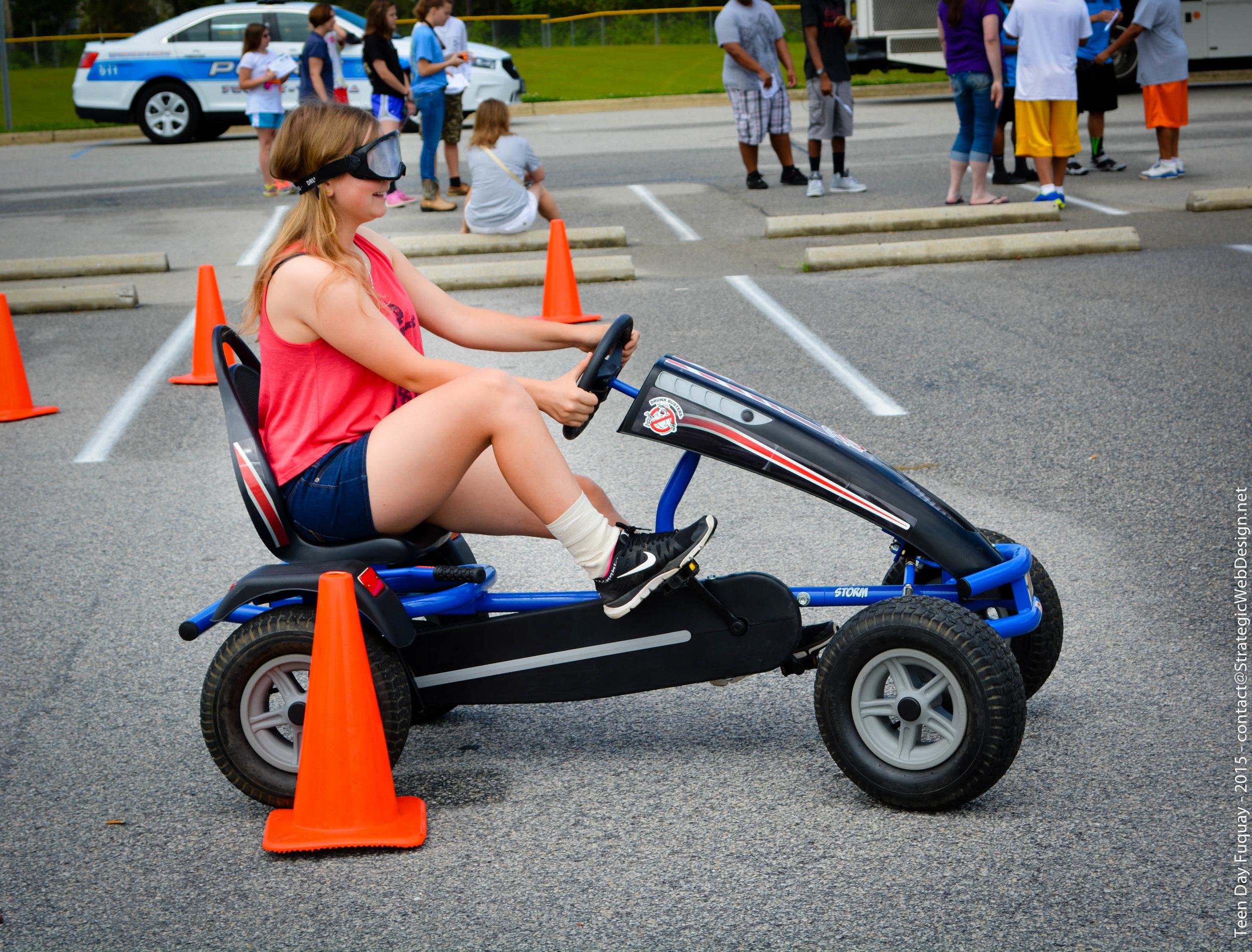 DWI Pedal Carts