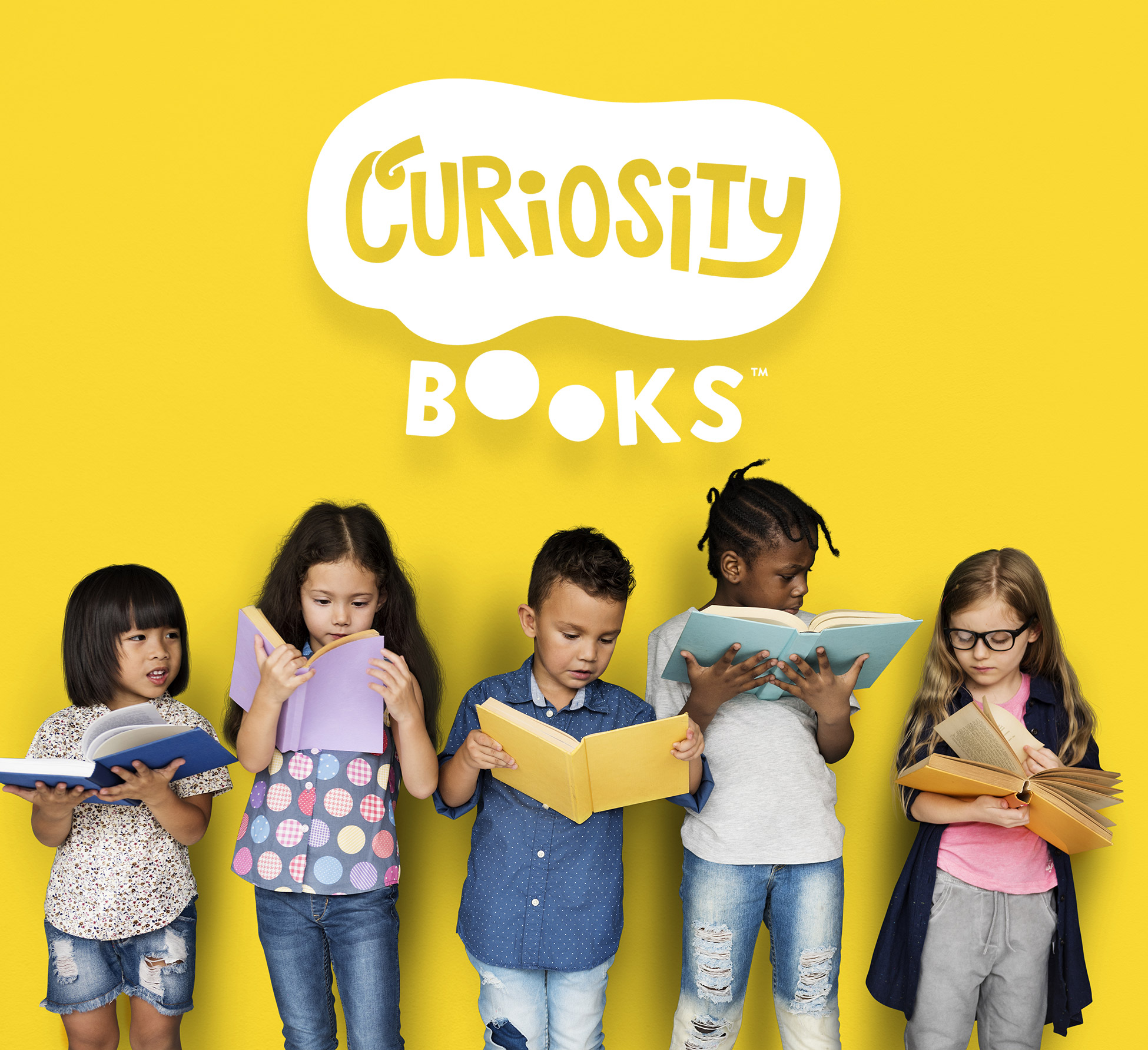 - An incredibly exciting and wildly varied children's publishing brand, Curiosity Books is soon to release our first offering of captivating stories in Fall of 2018 with both licensed and original books. Following closely is a slate of even more stories destined for both Spring and Fall 2019!