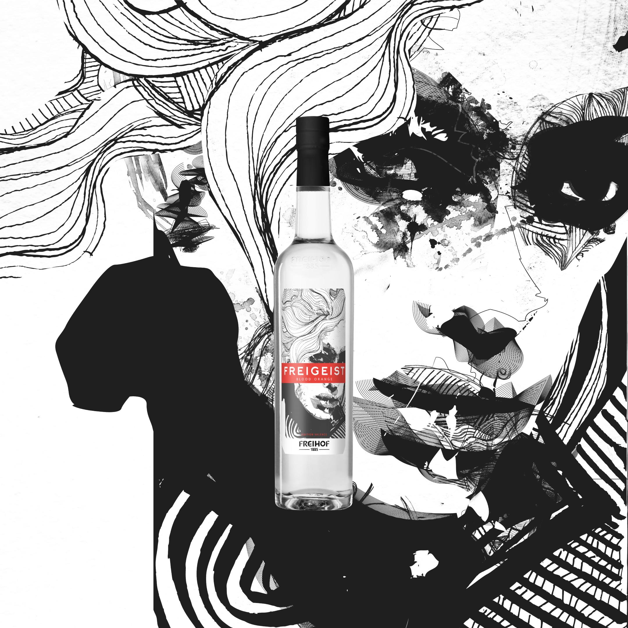FREIGEIST Blutorange Geist – Edition Valence