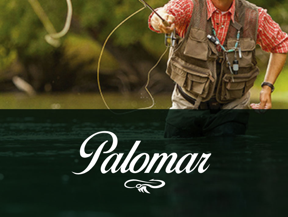 BRAND IDENTITY   PALOMAR WHISKEY  Palomar Whiskey is a fictional company created for a Southpaw Projects in-house creative exercise. It is a high-class whiskey, distilled for the outdoorsmen demographic.