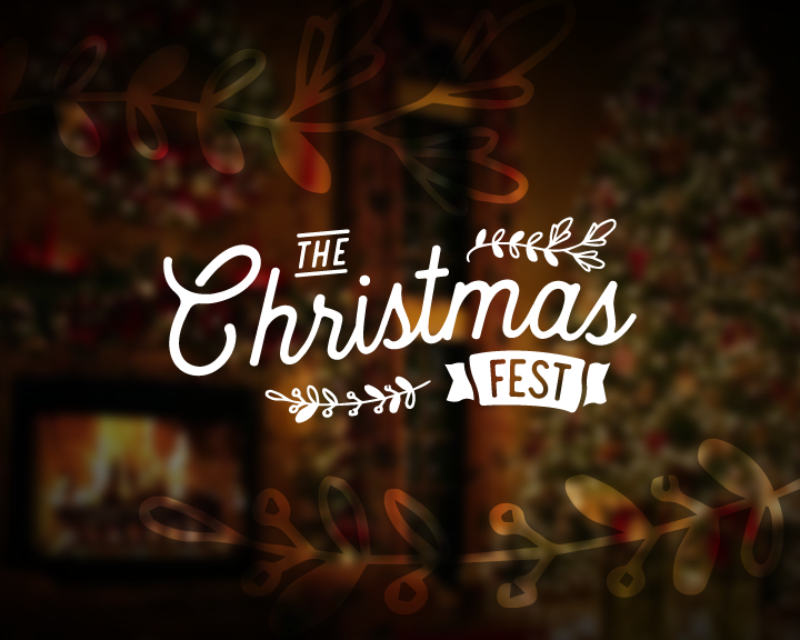 BRAND IDENTITY / VIDEO + PHOTO   THE CHRISTMAS FEST  The Christmas Fest is a free child-friendly festival in the Green Bay area. The festival is created to kickoff the Christmas season after Thanksgiving and strengthen the community.
