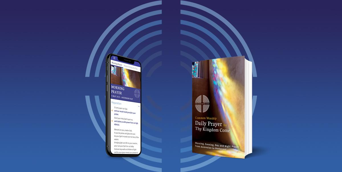 Thy Kingdom Come - JOIN THE GLOBAL WAVE OF PRAYER