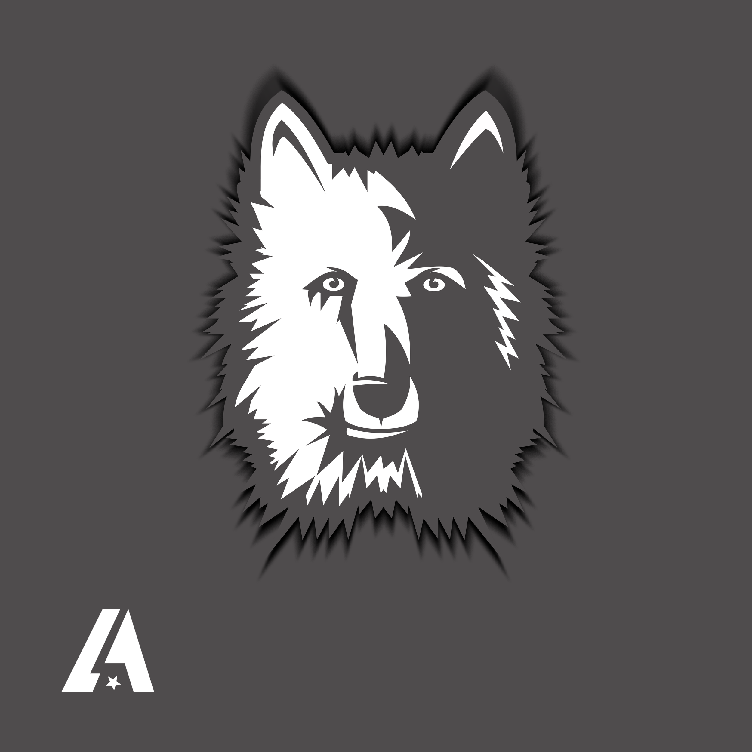 Wolf-vector-Negative.png
