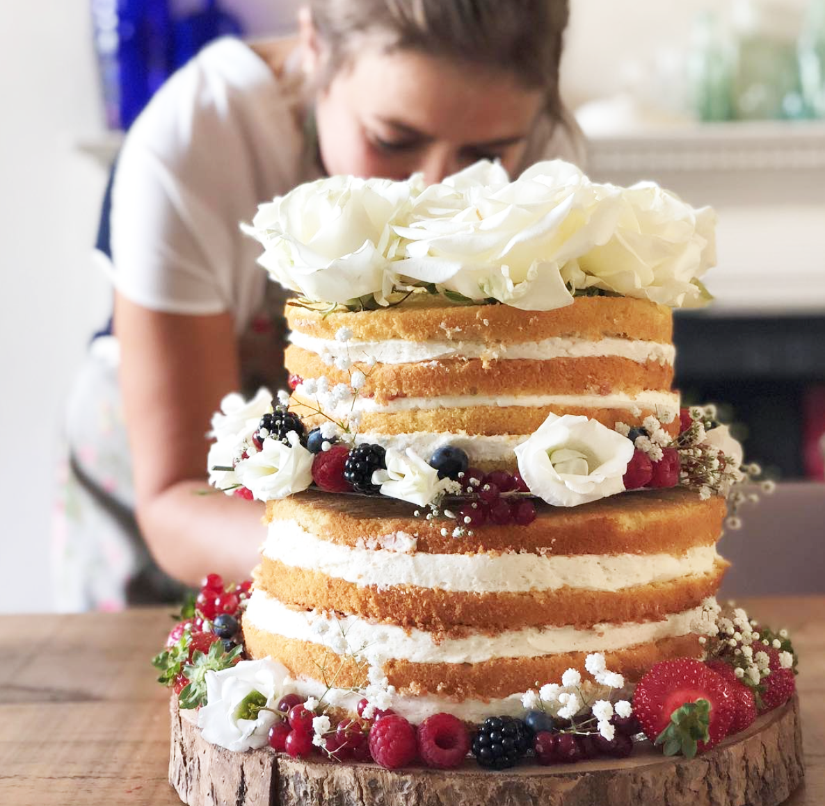 Wedding Cakes - Each cake is created based on your own requirements. With all Scrumptious cakes being bespoke no one design is the same.Please get in touch to book a tasting or find out more.