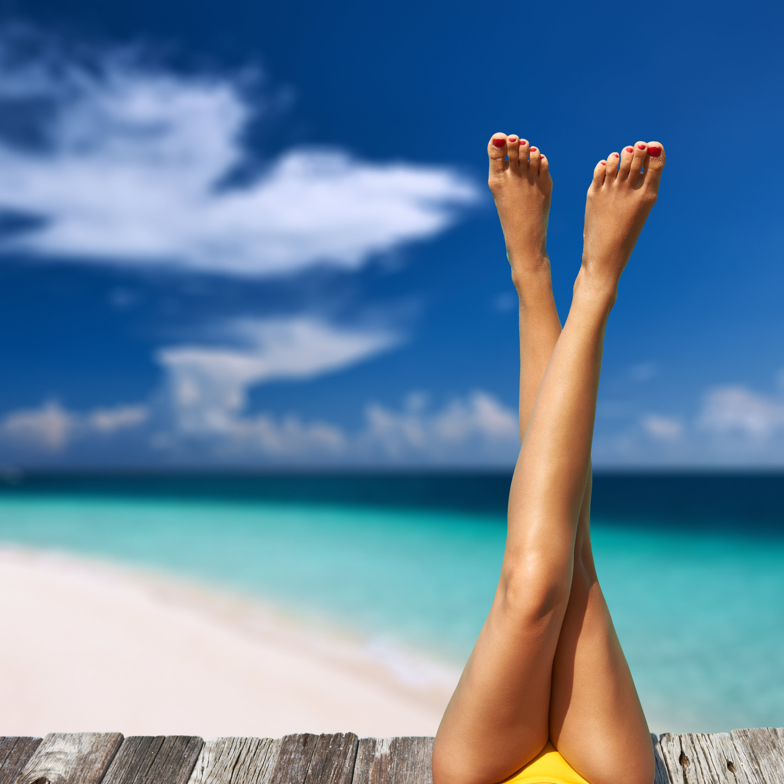 SCLEROTHERAPY TREATMENTS CAN HELP YOU FEEL CONFIDENT IN YOUR LEGS, AGAIN!
