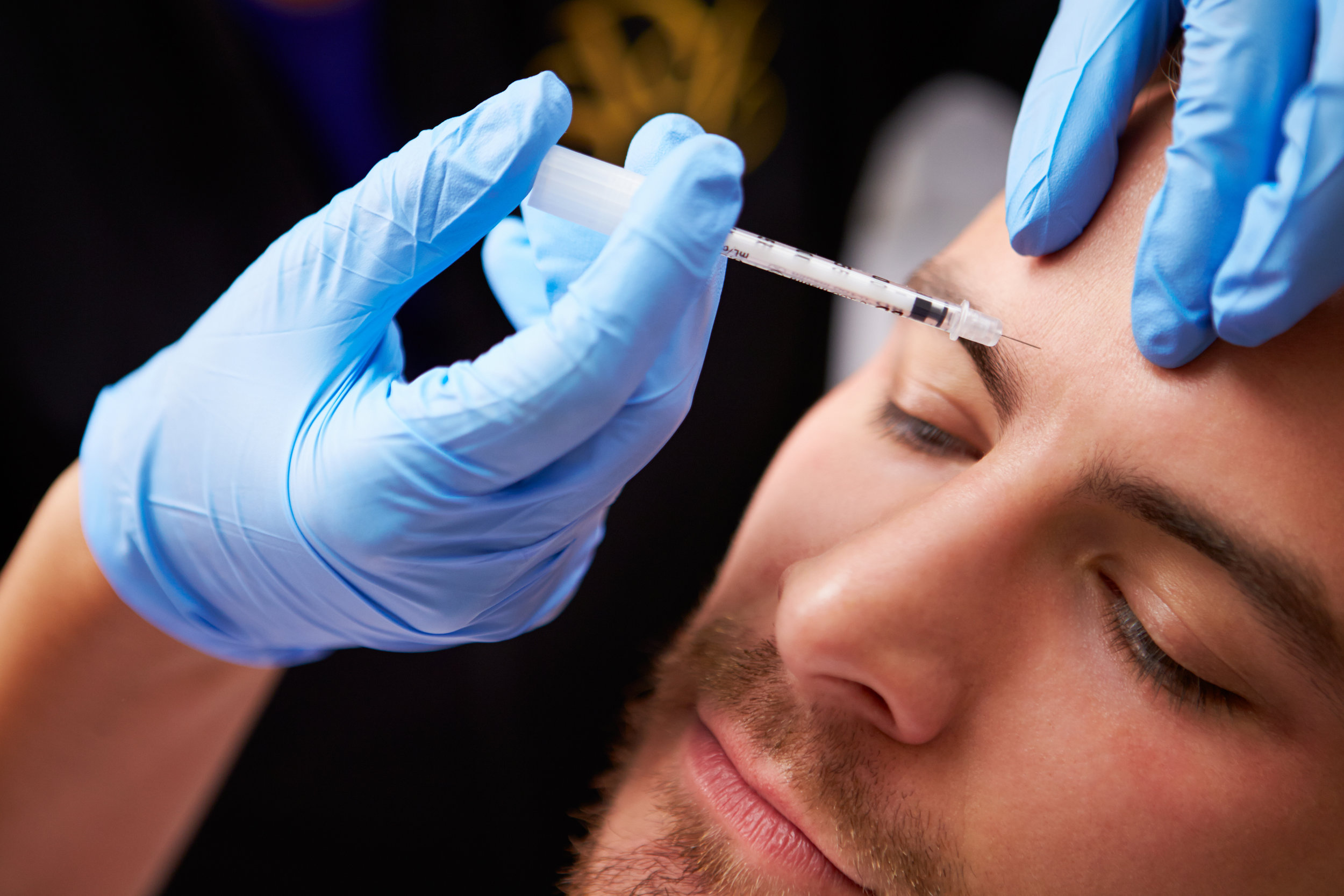 The therapeutic effects of BOTOX treatments can last between 3 and 6 months.*