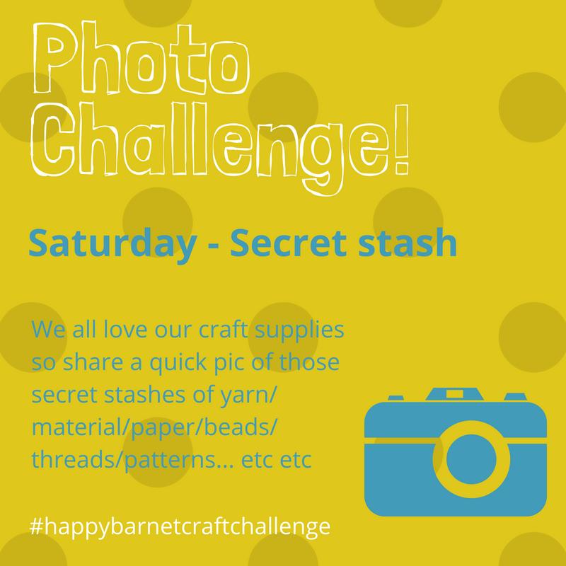 Saturday - Secret Stash