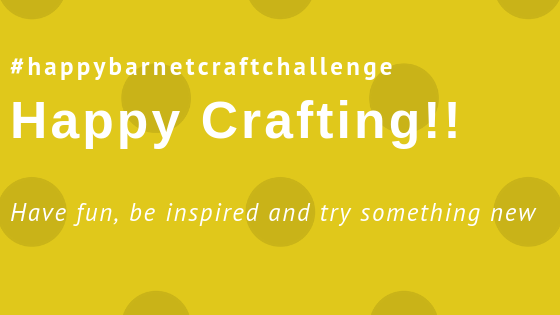Happy Barnet Craft Challenge 2019
