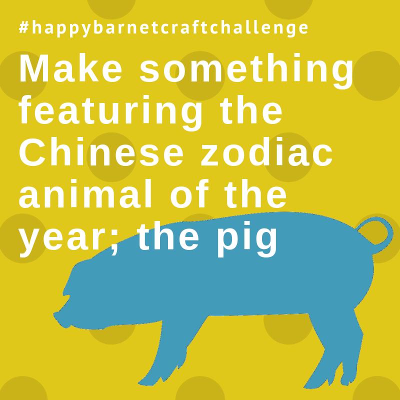 Chinese zodiac animal 2019