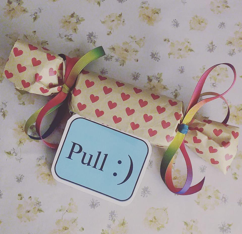 Money gift wrap!