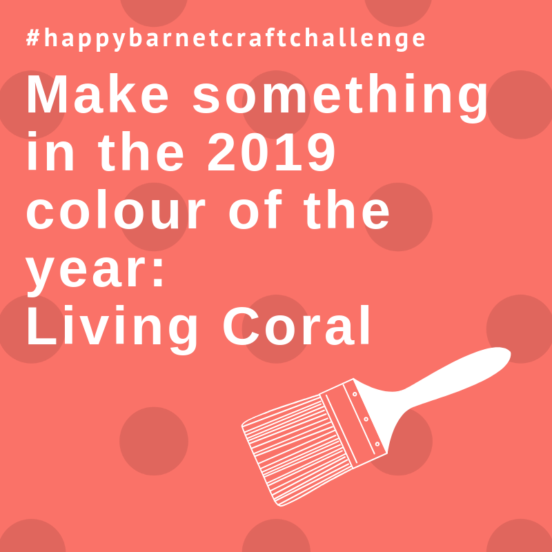 colour of the year 2019 living coral