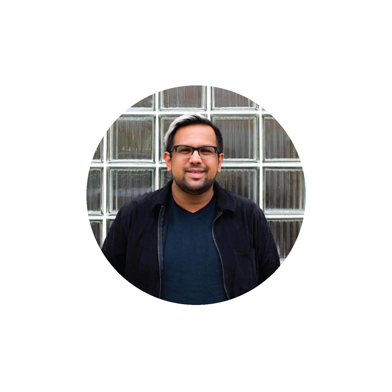 BAKTAASH SORKHABI Program + Design Coordinator