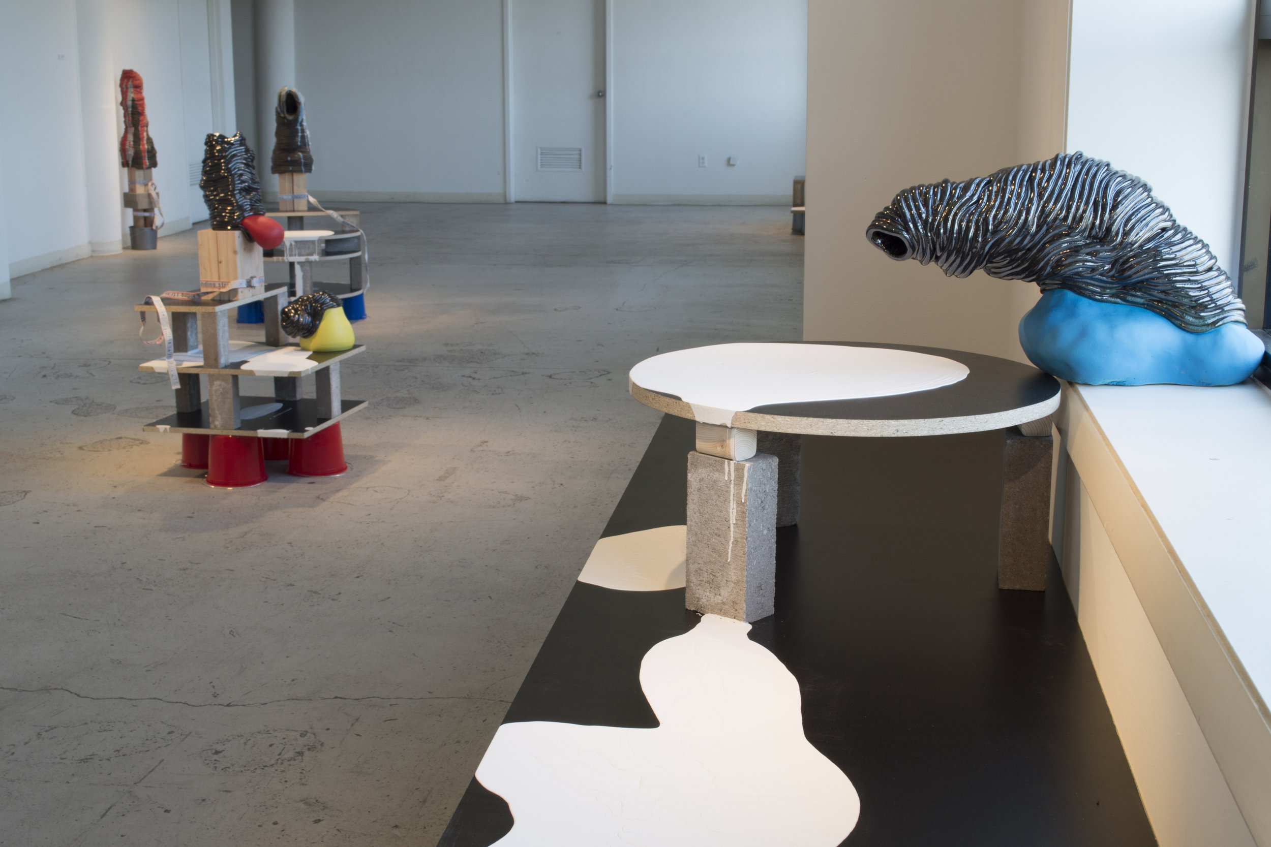 Do You Find Me Honest Yet? (Installation view)