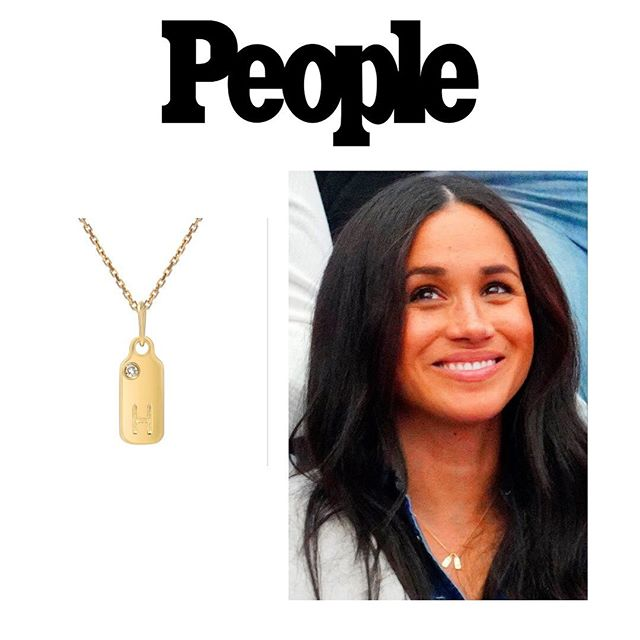 Tickled to see my friends + clients @miniminijewels featured on the gorgeous neck of our favourite duchess @sussexroyal 💎 featured in @people ⭐️ Stay tuned for the exciting launch of @miniminijewels coming to 🇨🇦 soon!  https://people.com/style/meghan-markle-mini-mini-jewels-custom-necklace-nordstrom/  #publicrelations  #mediarelations  #finejewelry  #diamonds #pragency