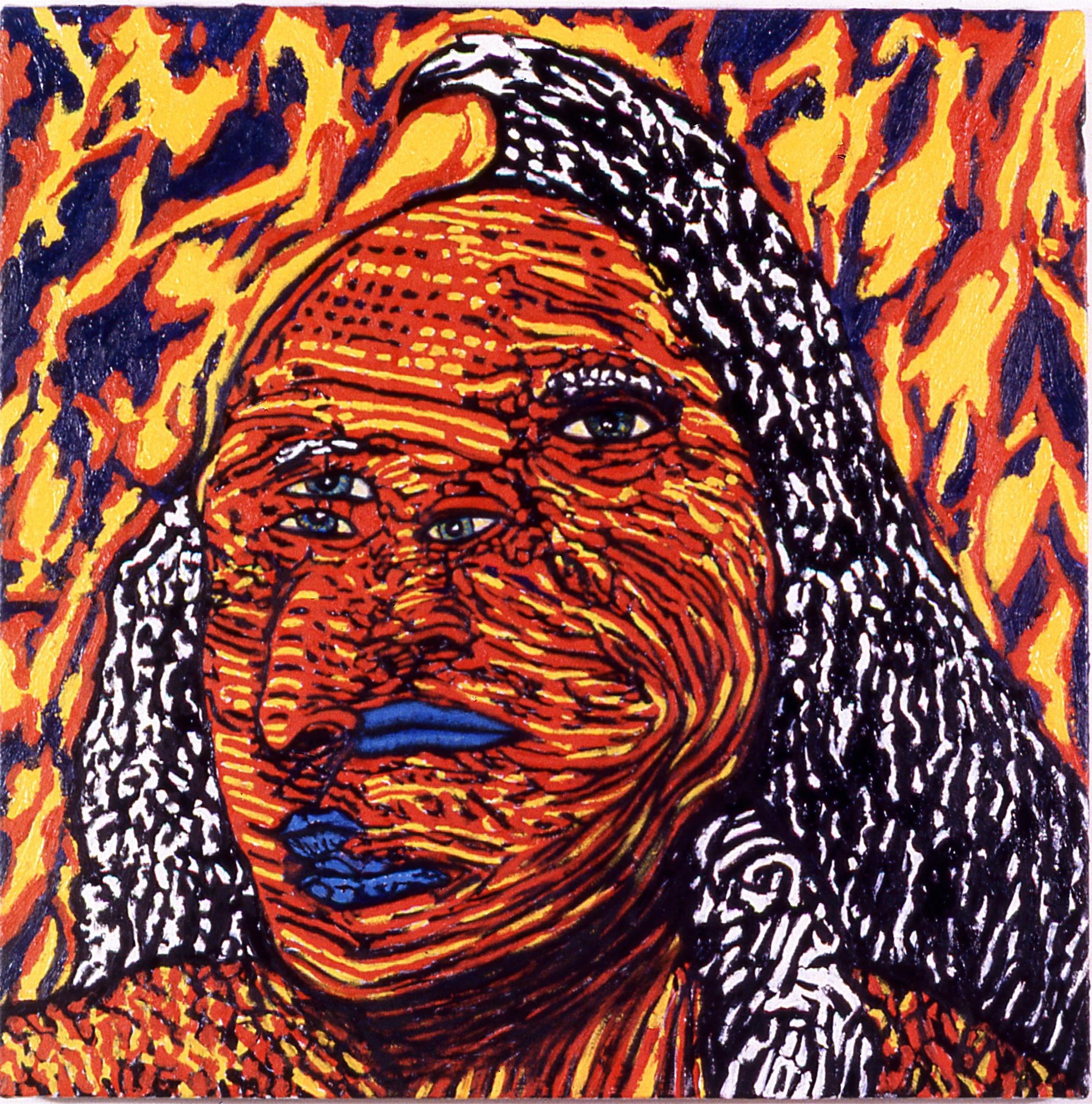 Tribal Head XVI