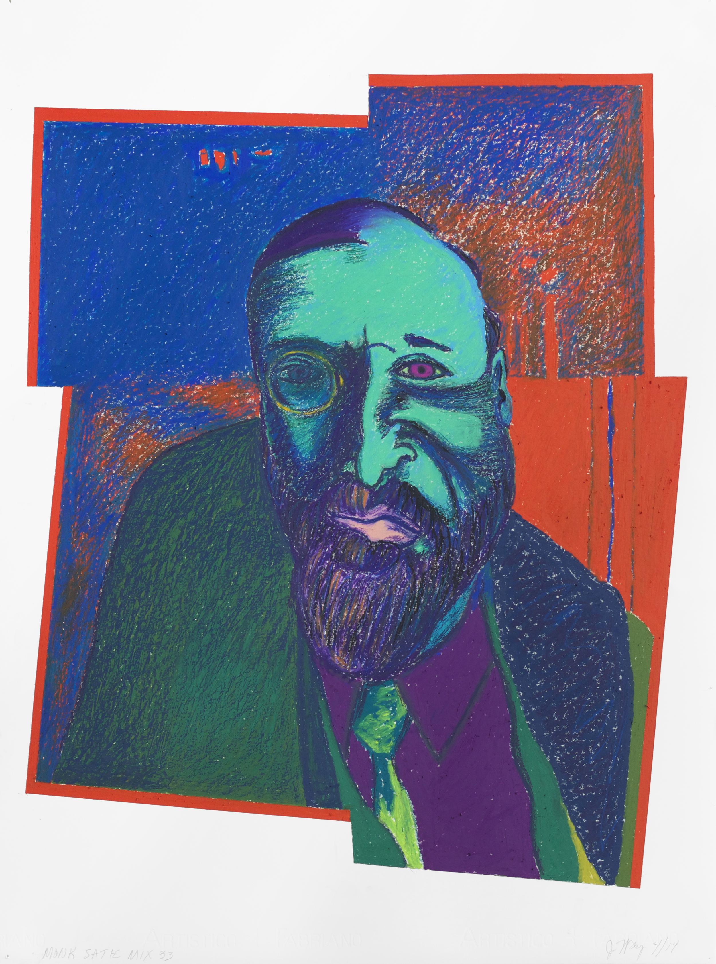 Monk Satie #33