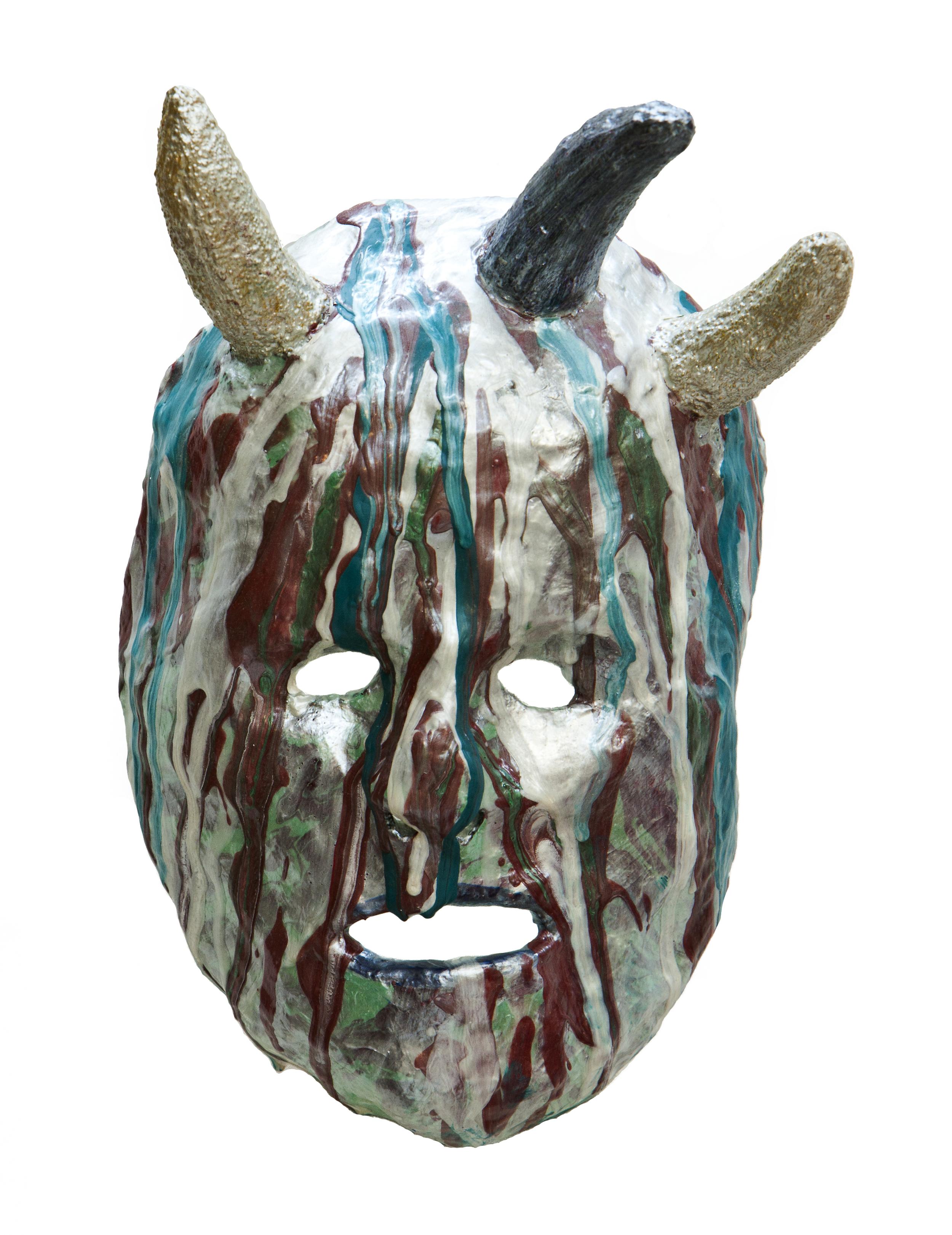 Post Meltdown Devil Mask #2