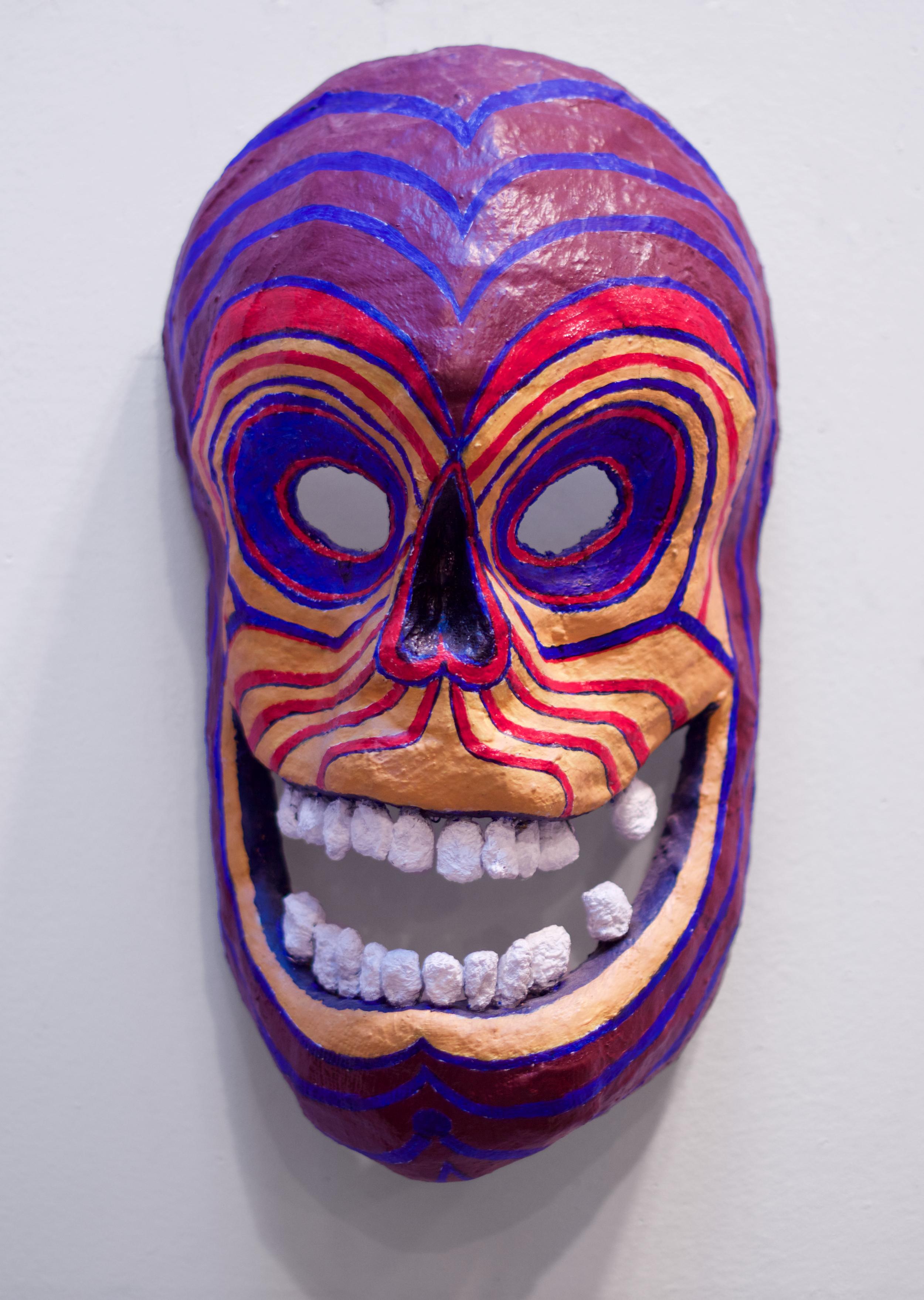 Gorilla Death Mask