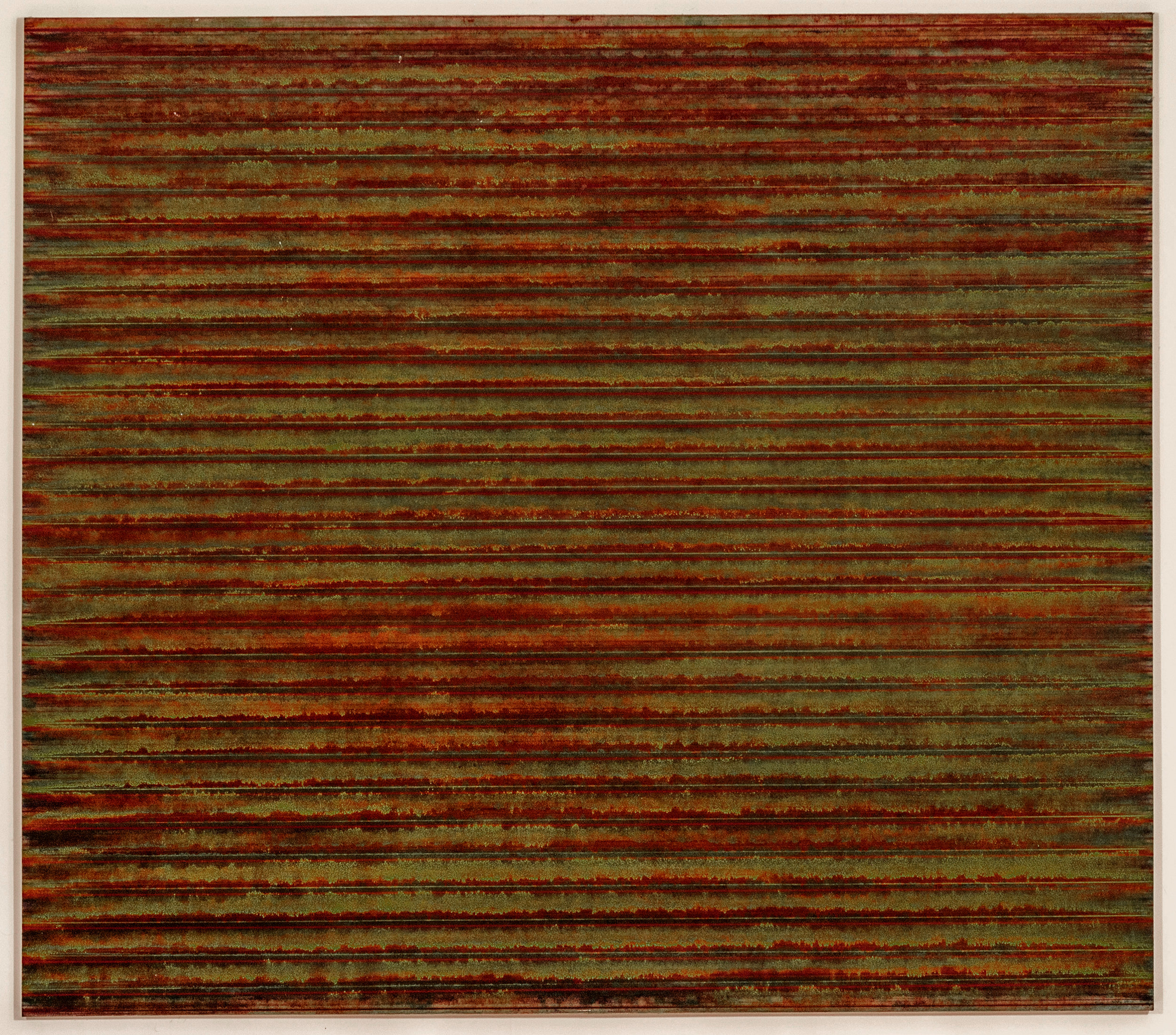 Untitled (Red & Green)