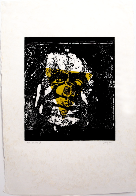 Jekyll-Hyde Yellow T