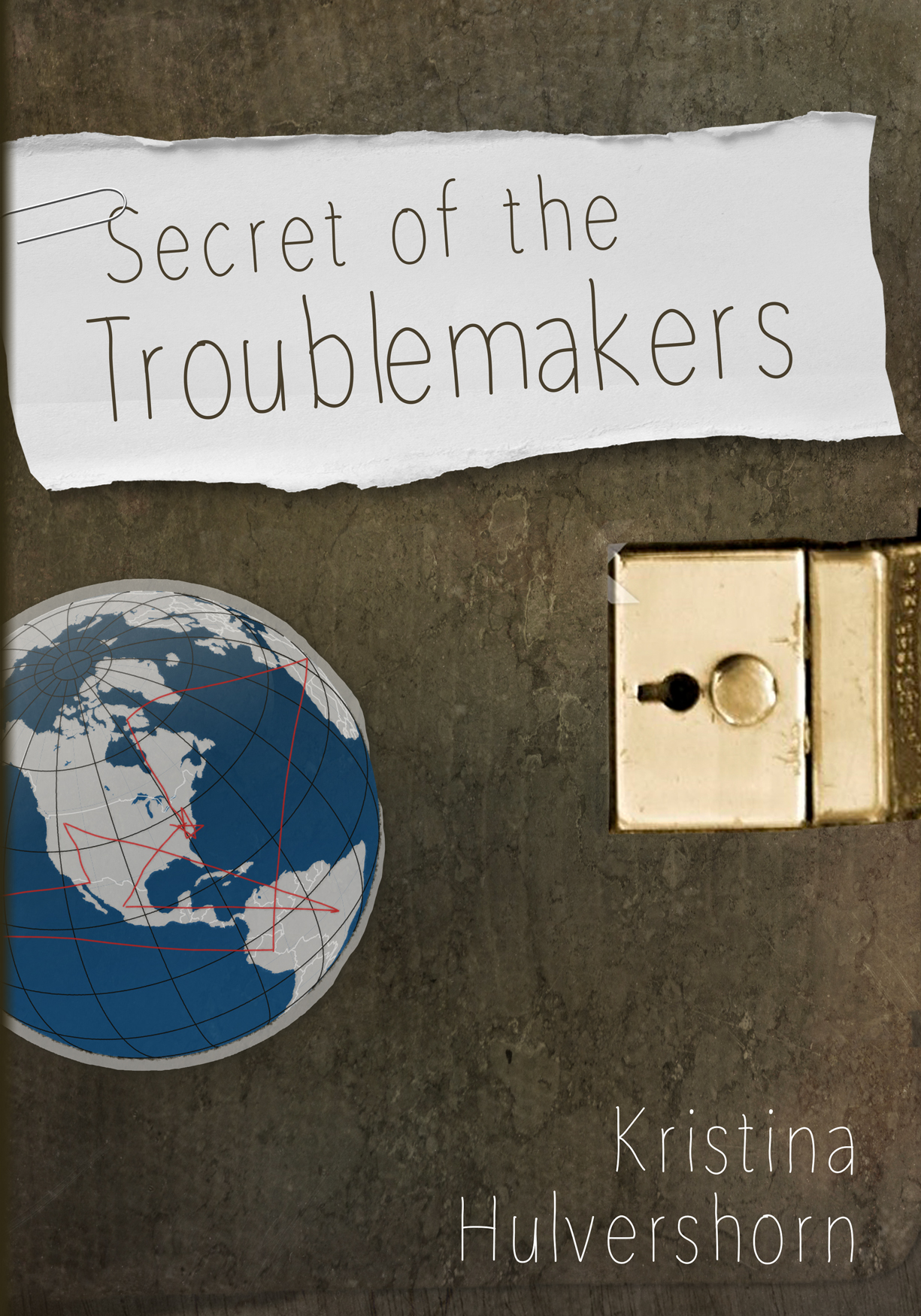 Prepare to look at the world in a whole new way.Secret of the Troublemakers is not just a book. See for yourself. -