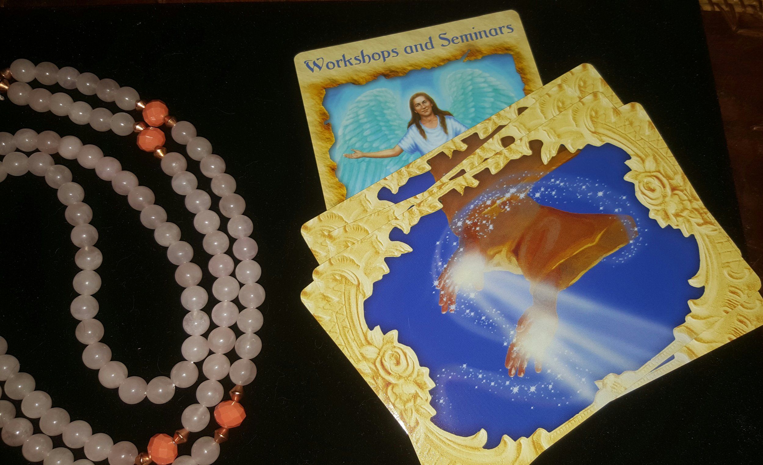 Tarot Angel Card