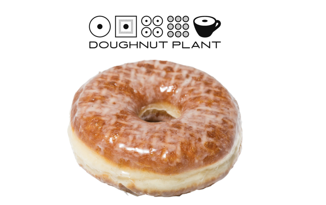 So, what's the issue? - For a brand that sells doughnuts shaped like flowers, their brand was starting to look stale. The 'old industrial' look was beginning to date the chain, compared to newer confectionary restaurants in the city.We wanted Doughnut Plant to look as fun and as innovative as their product.