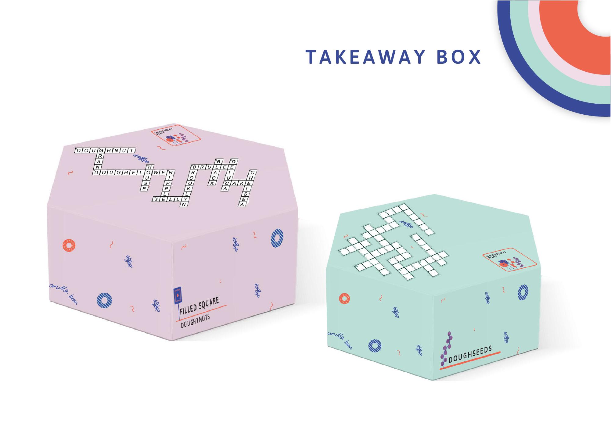 Takeaway Boxes