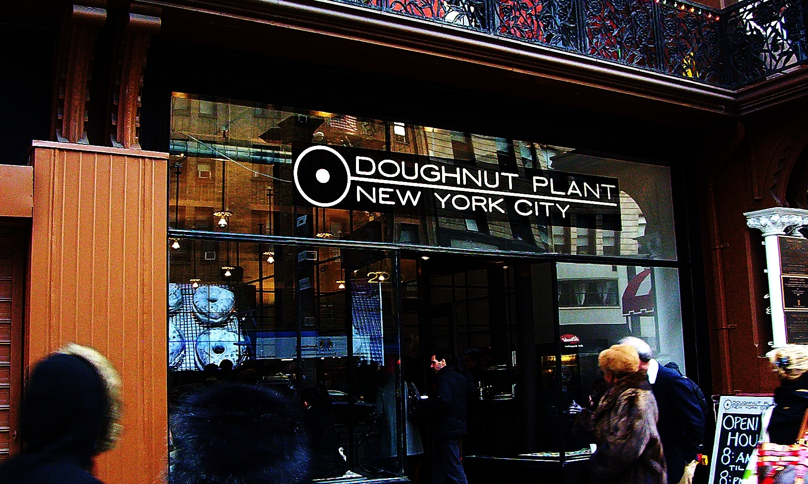 Background - Since 1994, Doughnut Plant has been serving high quality, innovative doughnuts. Beginning on Grand in the Lower East Side, Doughnut Plant's passion for originality and quality flavors have made them into a NYC staple.