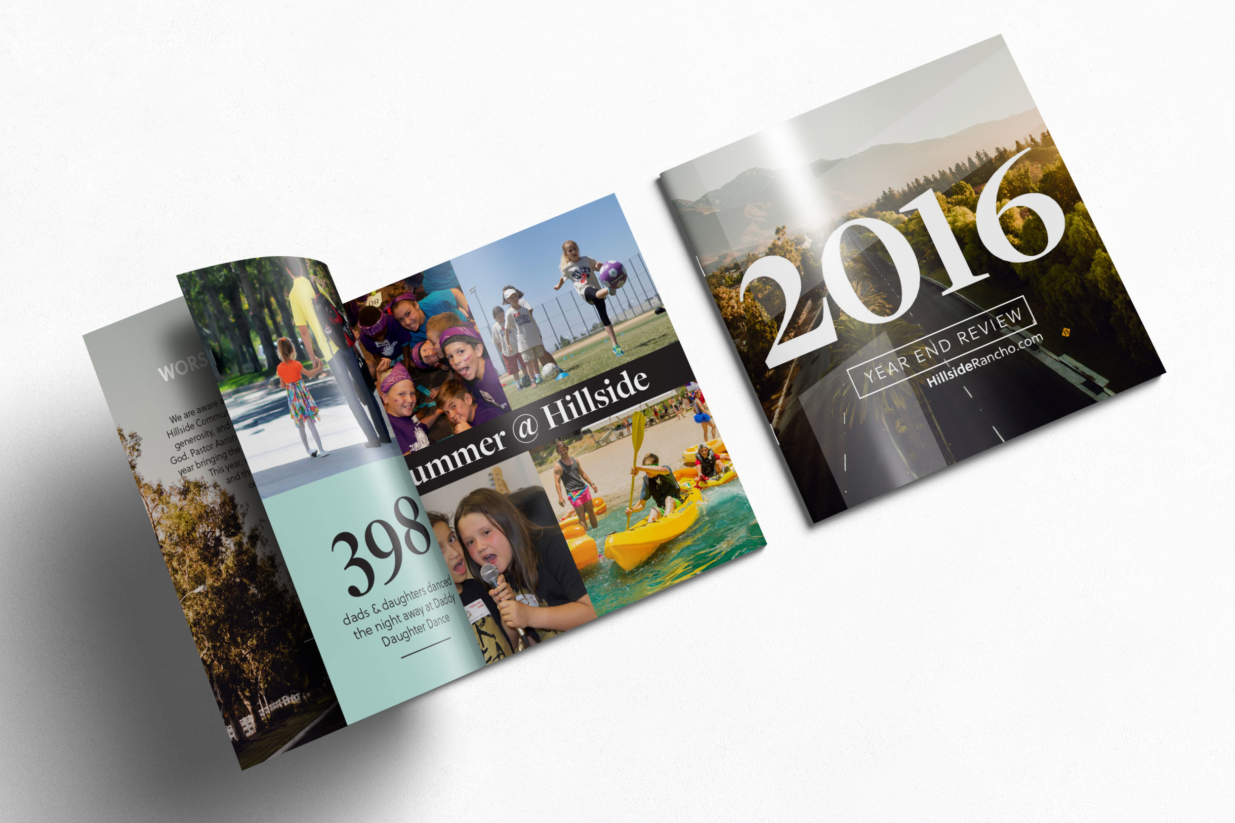 Year End Review Booklet 2016