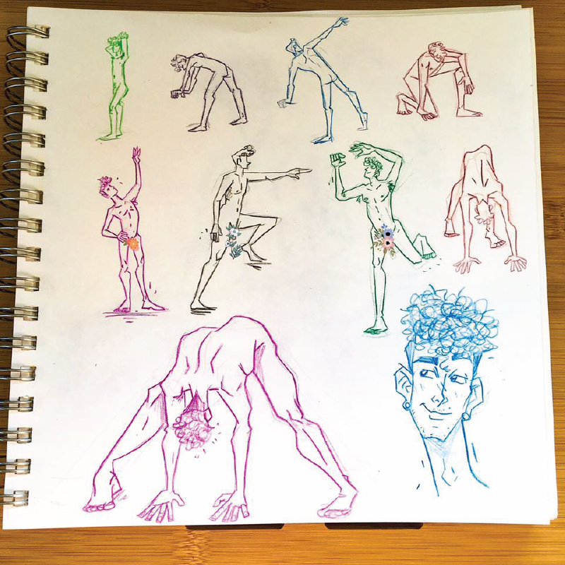 2 and 5 minute gestures - Traditional