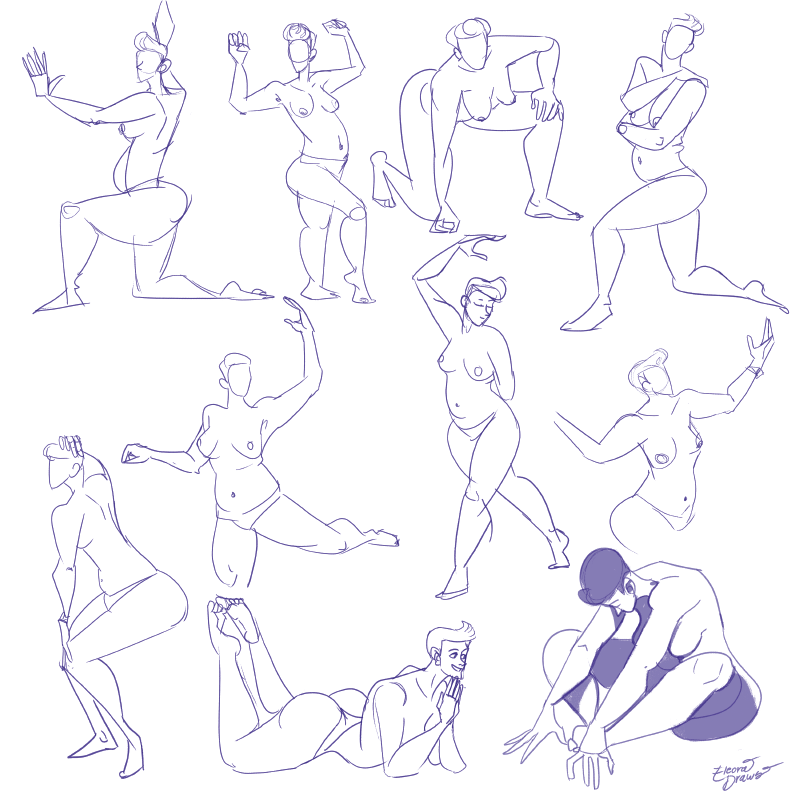 2 and 5 minute gestures - Digital