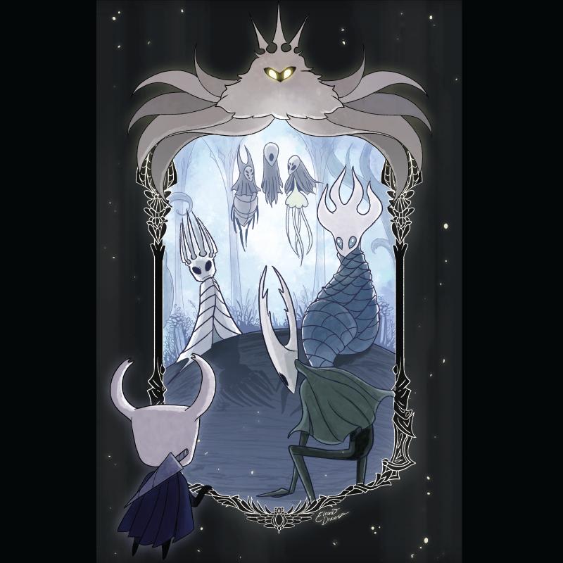 Hollow Knight - Sealings