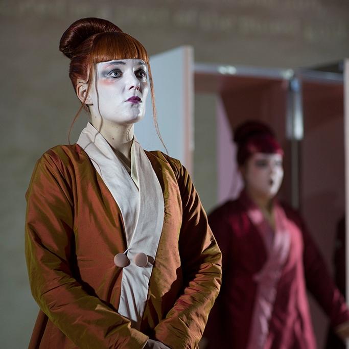 Son Of Heaven (2015)  Seamstress Opera, Vadstena Akademien.