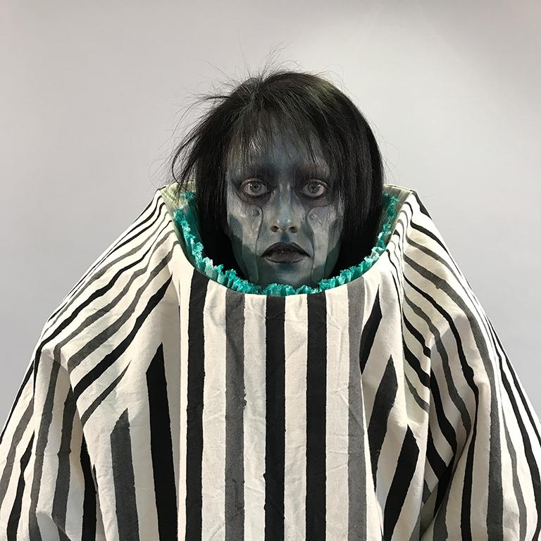 Cesare (2018)  Costume designer London College of Fashion.