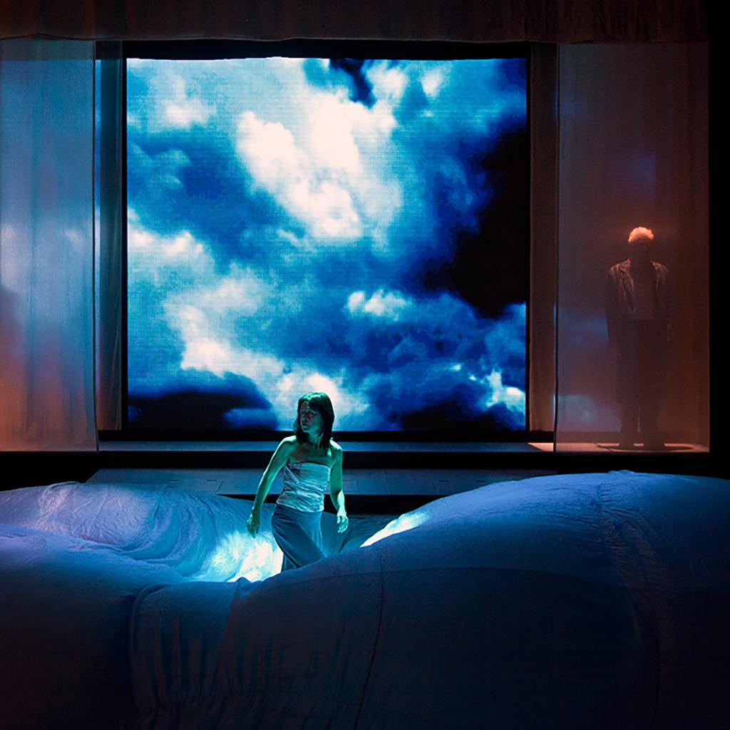 Mannen utan riktning (2013)  Seamstress Theatre play, Moomsteatern Malmö.