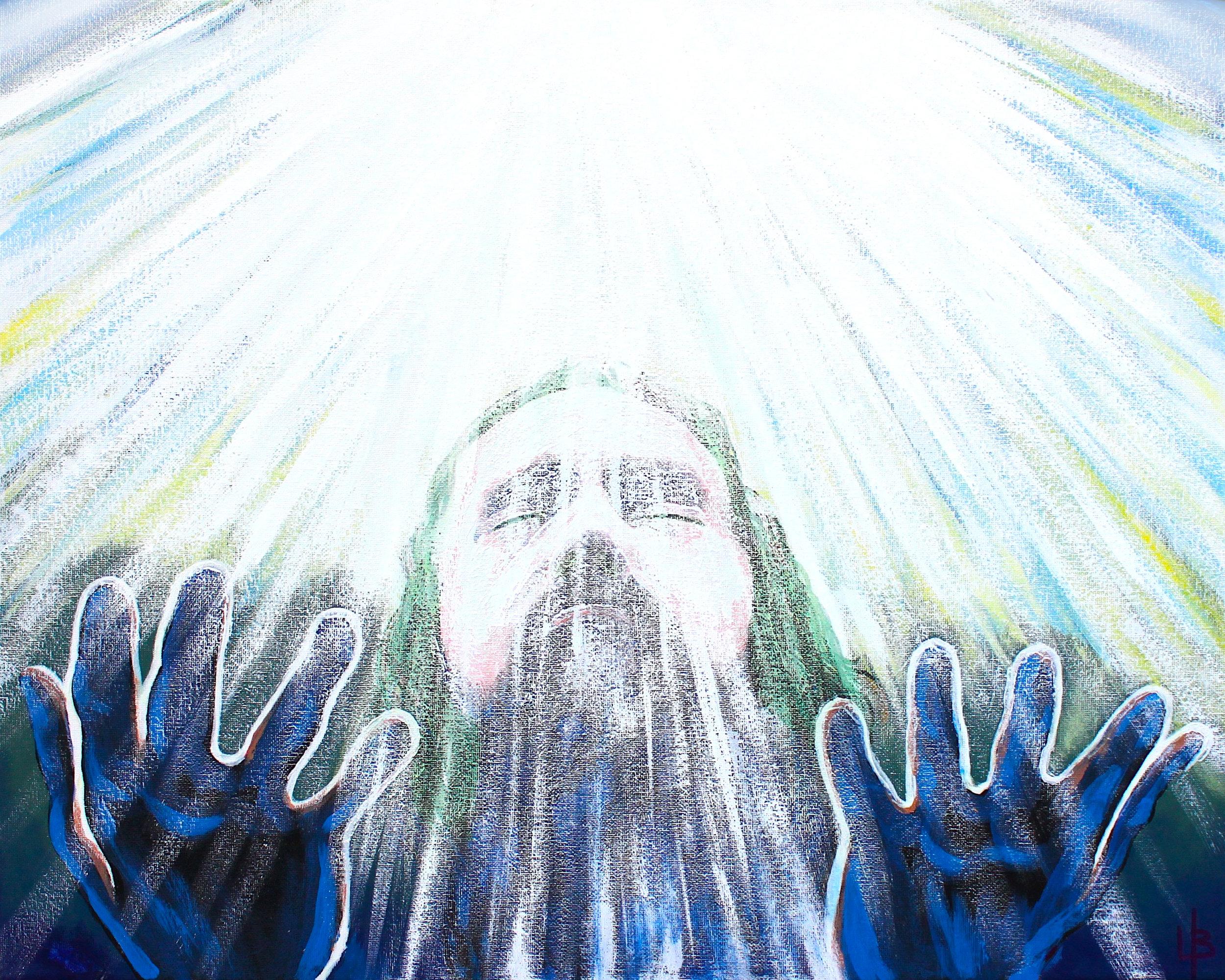 Worship - Art of Jesus Christ