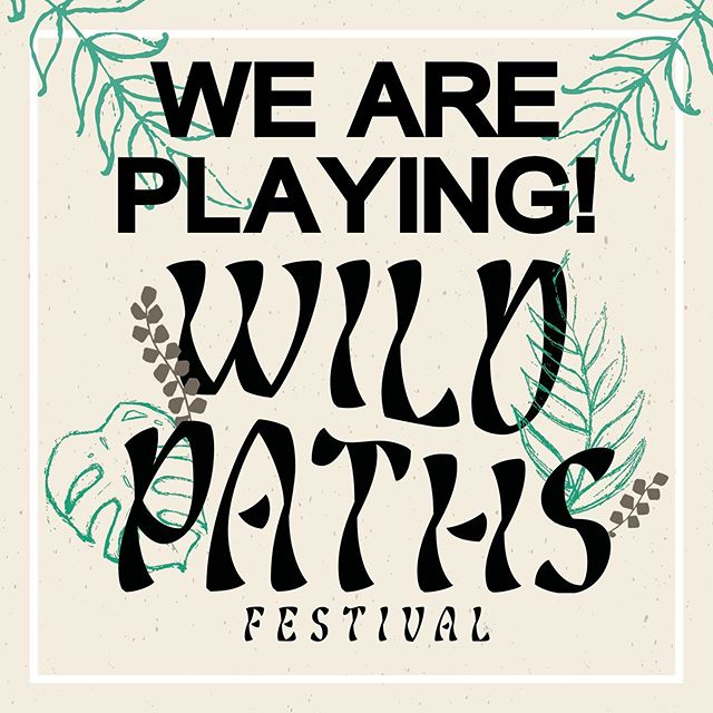 The Wolf Number are pleased to announce that we playing @wildpathsfestival later in the year. #wildpathsfestival #norwichbloggers