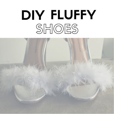 Tutorial - Fluffy shoes