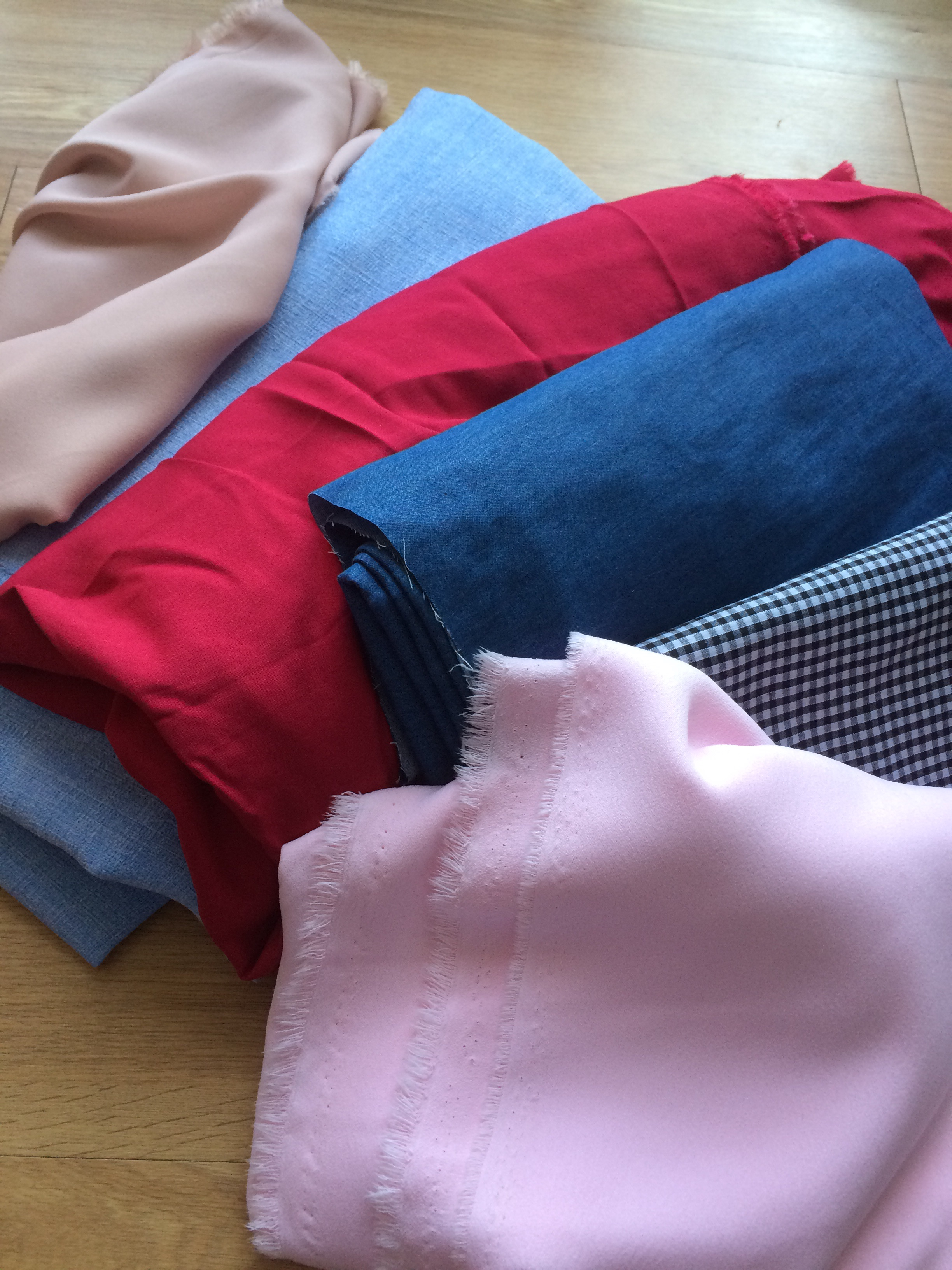 Fabric Haul - Craftworksblog