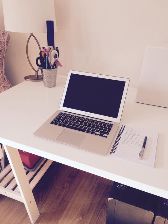 Minimal workspace - Craftworks Baby