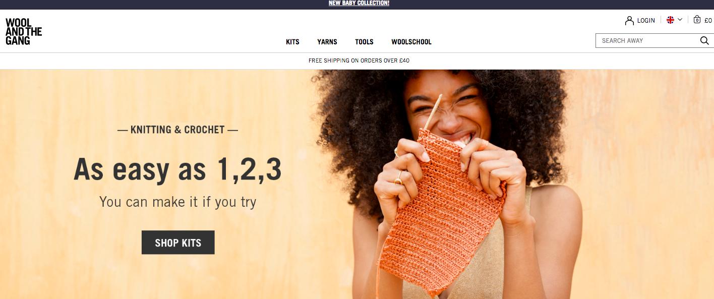 buying yarn guide