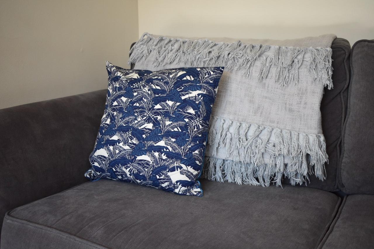 make cushions