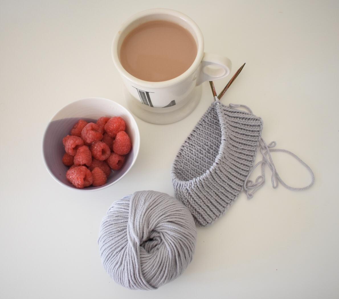 Test knit - Saticoy