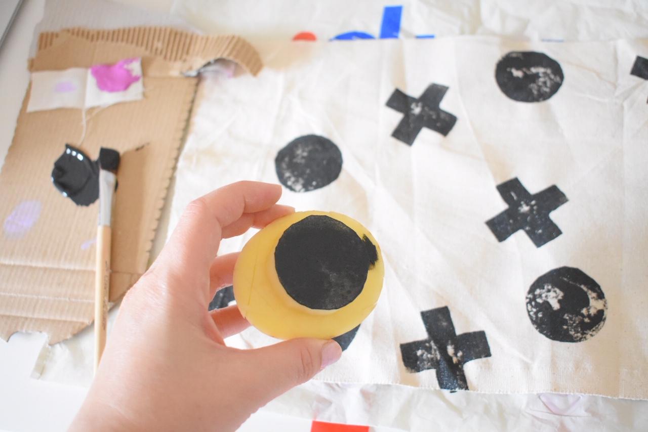 diy fabric paint
