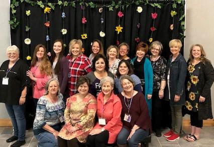Women's Encounter Team 2019