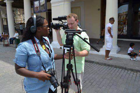 Cuba 2012    Working on a documentary focused on the Afro-Cuban Race War